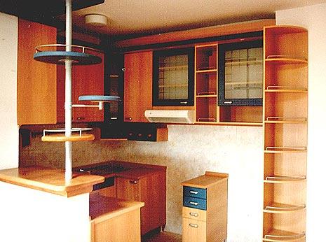 "Furniture Design for Apartment ""Kocarevi"""