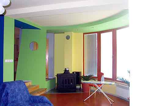 "Individual Family House ""Kirov"""