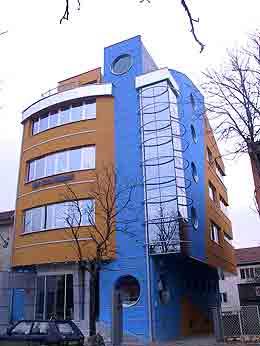 "Administrative & Commercial Building ""Set"""