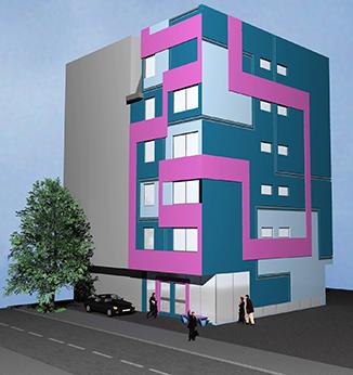 """Residential Building """"Bunjakovec"""""""
